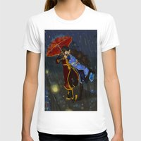 zuko T-shirts featuring Fearless by NiiArt