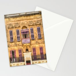 Mdina Malta Architecture Stationery Cards