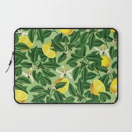 Lemonade || #society6 #decor #pattern Laptop Sleeve