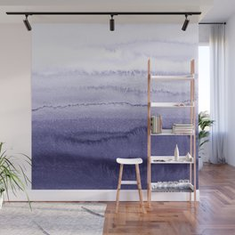 WITHIN THE TIDES ICELAND LUPINS by Monika Strigel Wall Mural