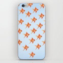 Goldfish iPhone Skin