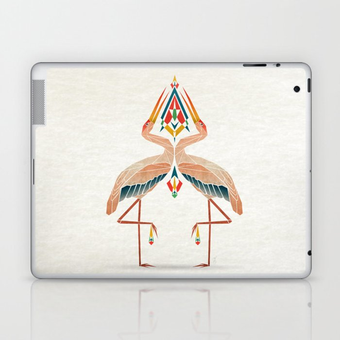 couple of birds Laptop & iPad Skin