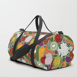 the good stuff mint Duffle Bag