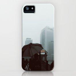 Umeda Mist iPhone Case