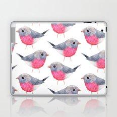 Rose Robin Laptop & iPad Skin