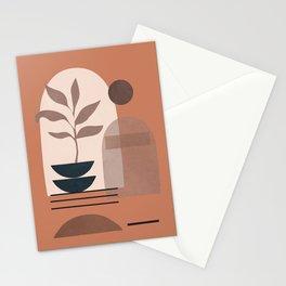 Geometric Shapes 03 Stationery Cards