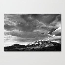 Mt. Timpanogos, Utah Canvas Print