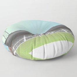 Stretford End 1963 Floor Pillow