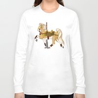 fili Long Sleeve T-shirts featuring Fili by MarieJacquelyn