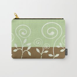 VINERI | brown sage Carry-All Pouch