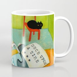 The writer of stories Coffee Mug