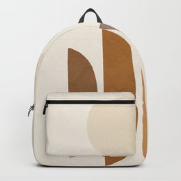 Abstract Minimal Art 07 Backpack