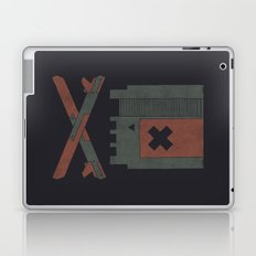 The Nes Skull Laptop & iPad Skin