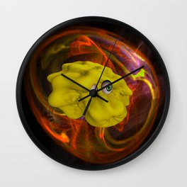 Dont fear the Moogle  Wall Clock
