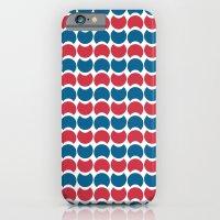 Hob Nob America Stripes iPhone 6s Slim Case