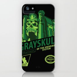 Game of Grayskull iPhone Case