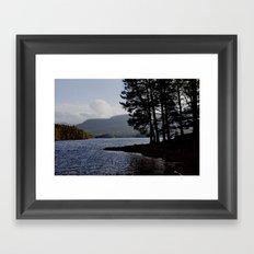 Scotlands Beauty Framed Art Print