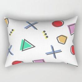 Gaming Pattern Rectangular Pillow