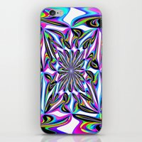 ornate elephant iPhone & iPod Skins featuring Ornate by David  Gough