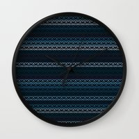 boobs Wall Clocks featuring Boobs & Butts & Hearts by Markkó Hellát