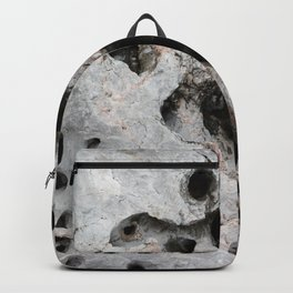 Stone is a hole Backpack