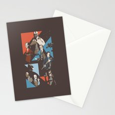 Pain Stationery Cards