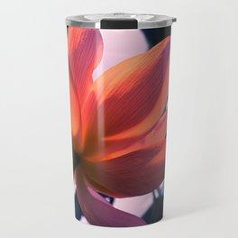 Big flower Travel Mug