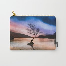 Llanberis Lake Tree Carry-All Pouch