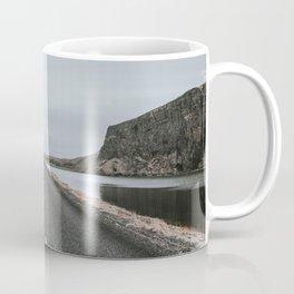 Empty Road - A Love Story Coffee Mug