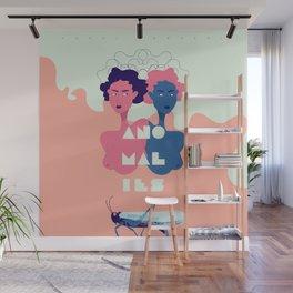 Anamoly Wall Mural