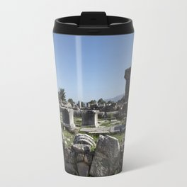 Excavations of Gortyn Travel Mug