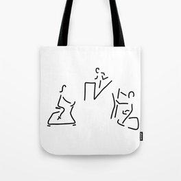 fitness hometrainer crosstrainer sport Tote Bag