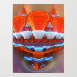 Raving Trumpets Poster