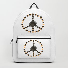 Solar Eclipse – Peace on Earth Backpack