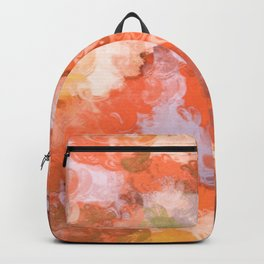 Coral Sunset Backpack
