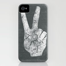 Peacefingers iPhone (4, 4s) Slim Case