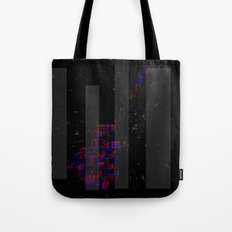 City Guitar Vista Tote Bag