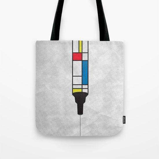 Addicted: Modern art Tote Bag