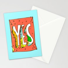 yes, is the way Stationery Cards