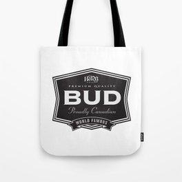 Herb brand Bud Tote Bag