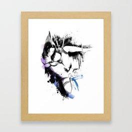 Shibari - Japanese BDSM Art Painting #10 Framed Art Print