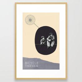 Bicycle Thieves Framed Art Print