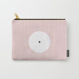 Minimalistic Pink Series II #minimal #minimalistic #kirovair #buyart #design Carry-All Pouch