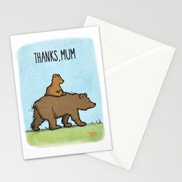 Bears Stationery Cards