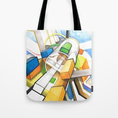geometry Tote Bag