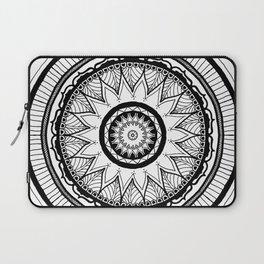 Space Needle Mandala Laptop Sleeve