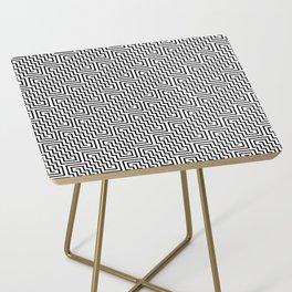 Op Art 150 Side Table