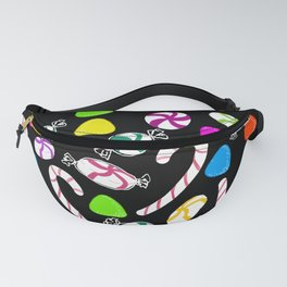 Holiday Sweets - Night Fanny Pack