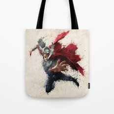 The Mighty One Tote Bag
