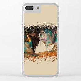 VENDREDI 18:35 Clear iPhone Case
